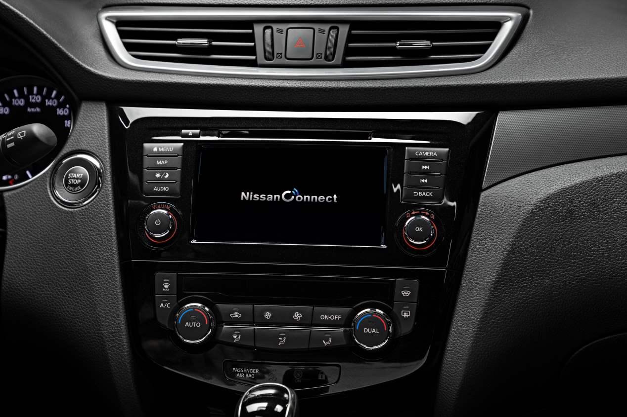 Nissan Qashqai 2019: todas las fotos del nuevo SUV