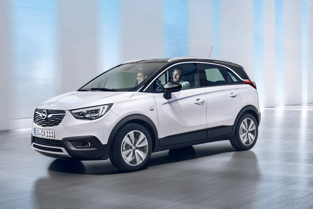 Opel lanzará 8 nuevos coches hasta 2020