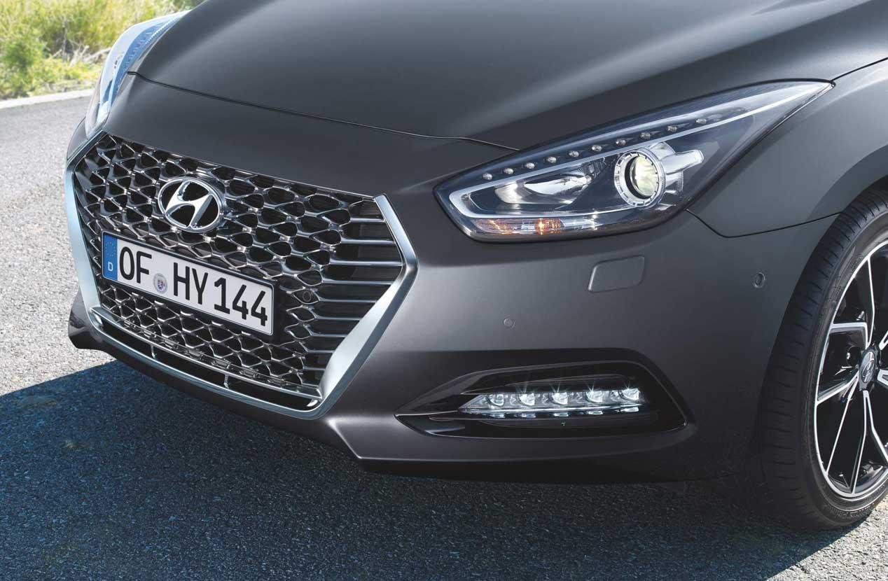 Hyundai i40 e i40 Wagon renovados en Estados Unidos, todas sus fotos