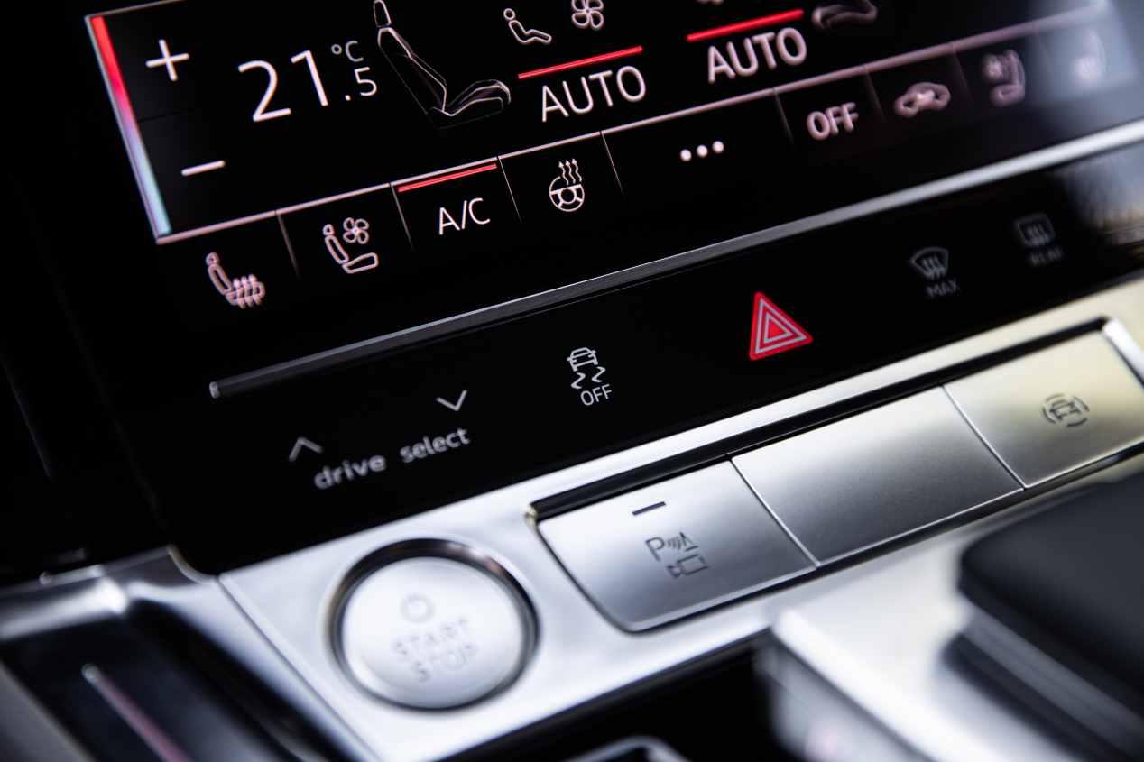 Audi e-tron: primera prueba y fotos del SUV eléctrico