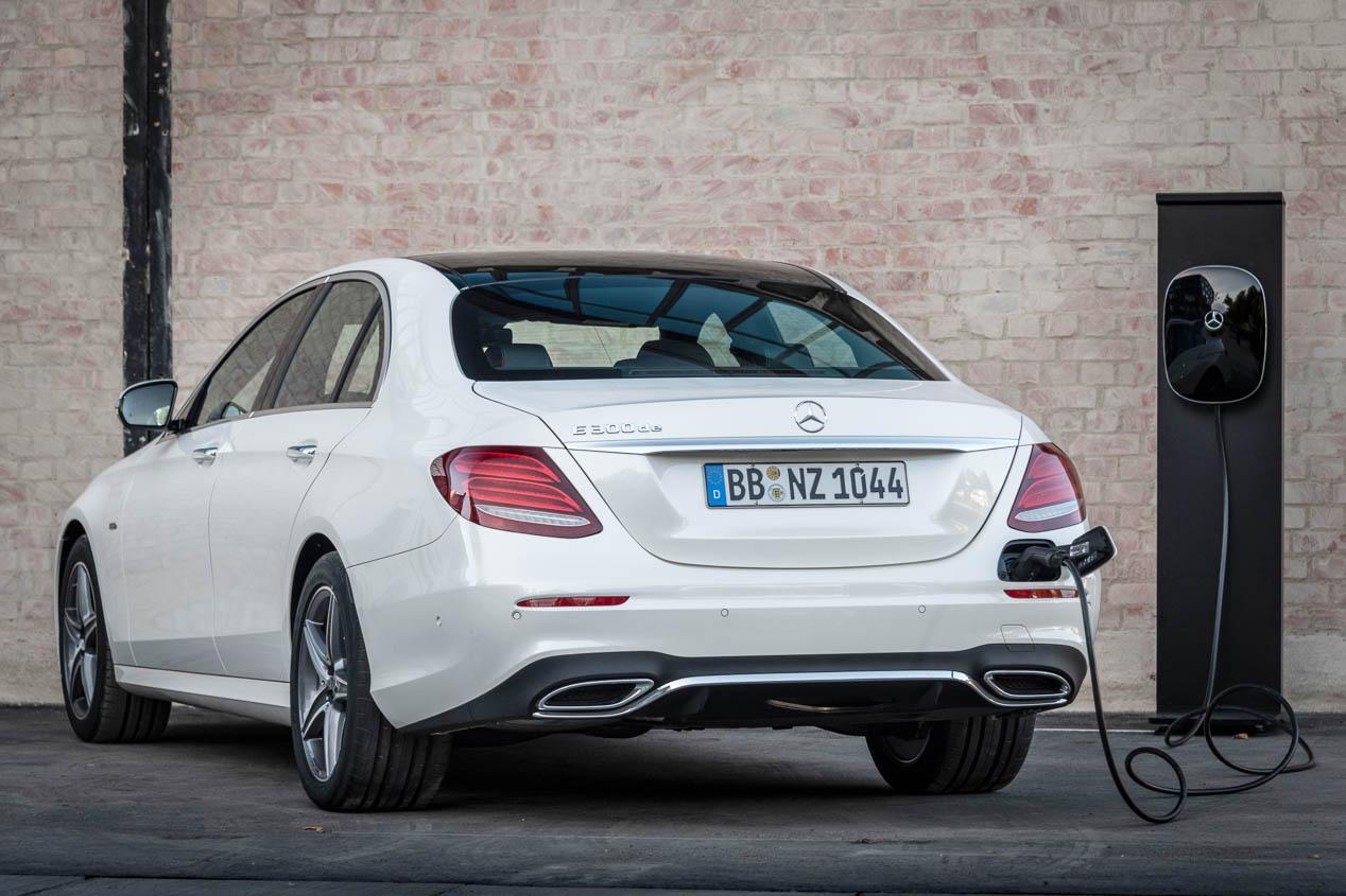 Mercedes desvela su futuro eléctrico: Clase C, E, S, EQC…