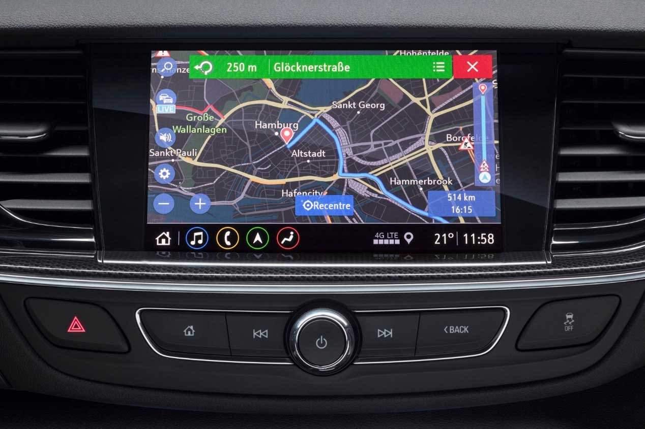 Opel Insignia 2020: así podría ser la nueva berlina