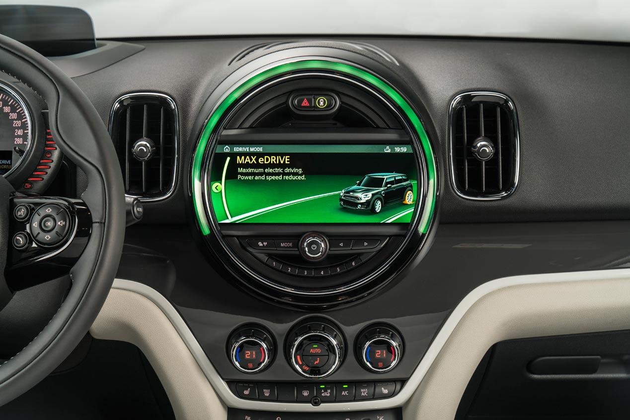 MINI Countryman Híbrido Enchufable: un SUV con etiqueta 0 Emisiones