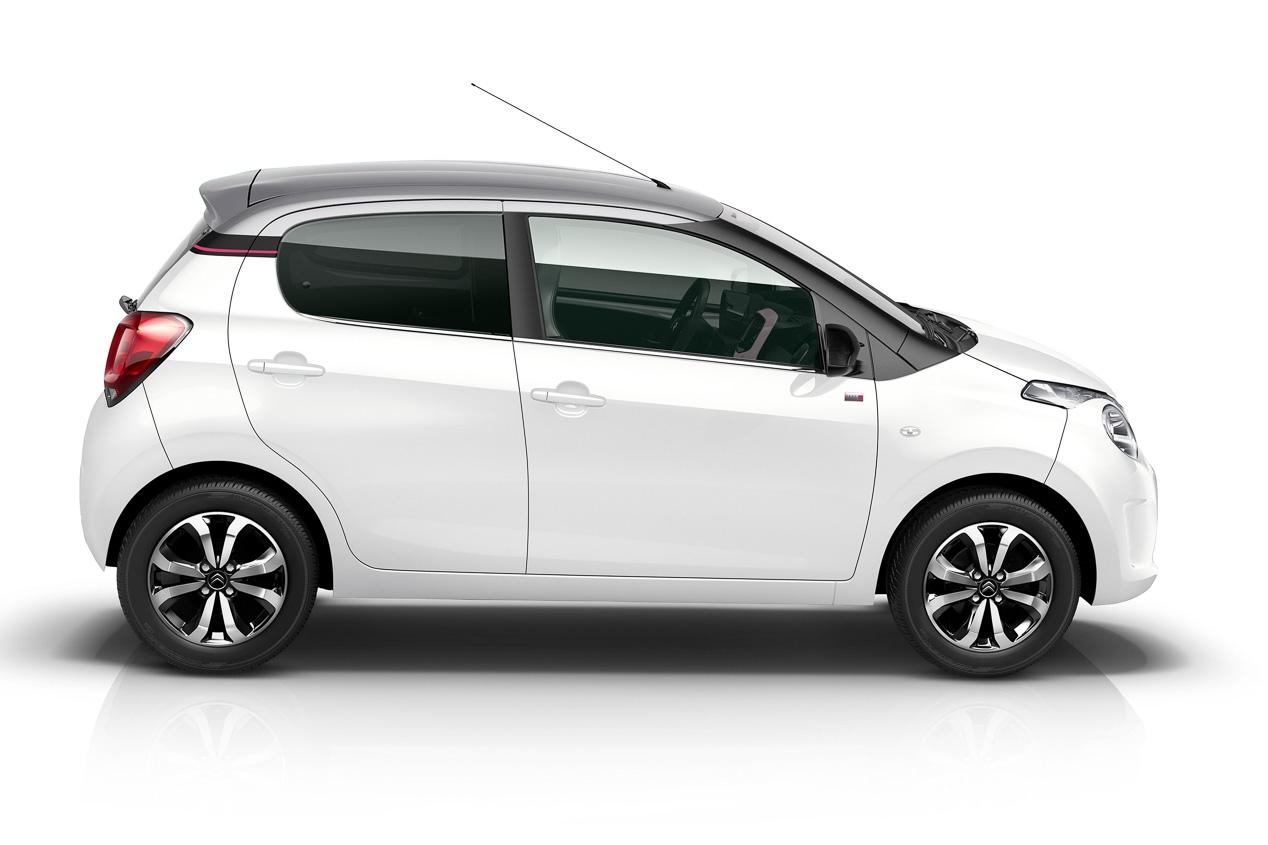 ¿Versión eléctrica para el Citroën C1?