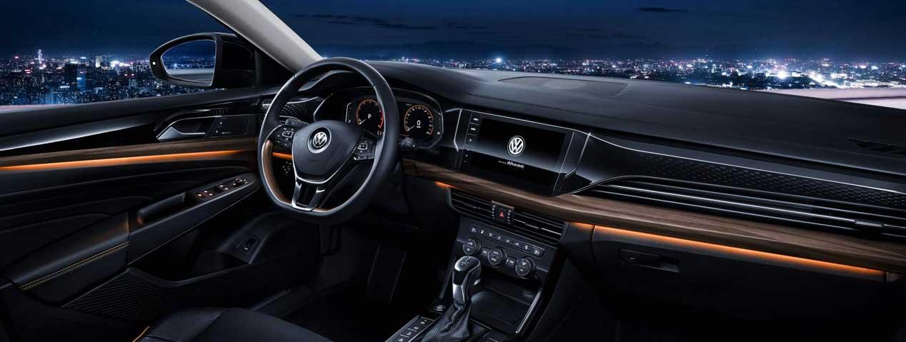 Así es el Volkswagen Passat 2019 chino
