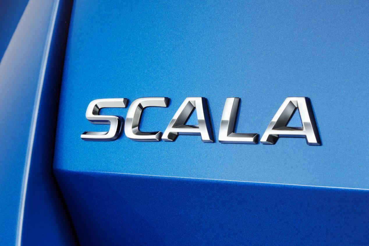 Skoda Scala: así es el nuevo compacto de Skoda