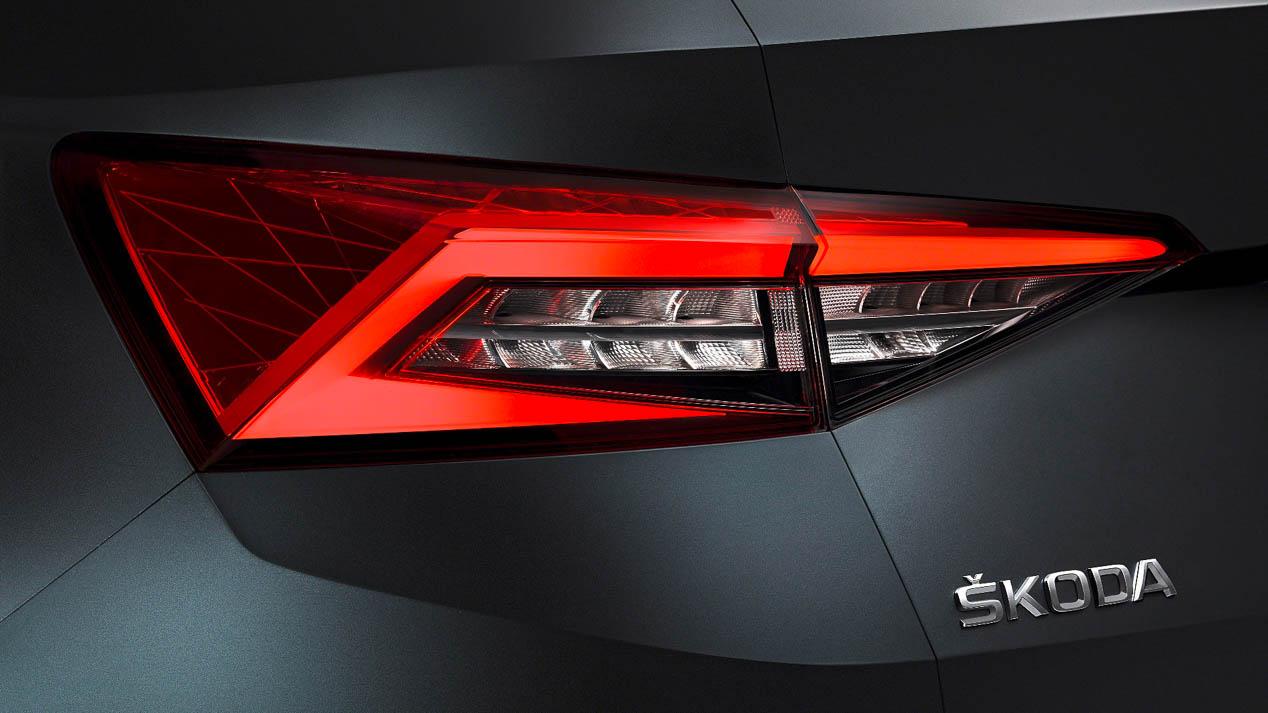 Skoda Kodiaq GT: primeras fotos oficiales del SUV coupé