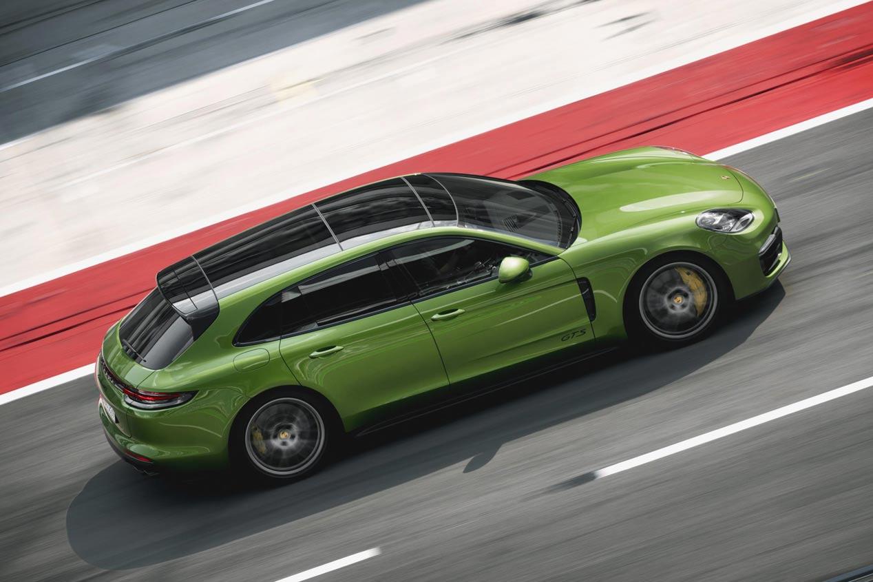 Las novedades del futuro de Porsche, en imágenes