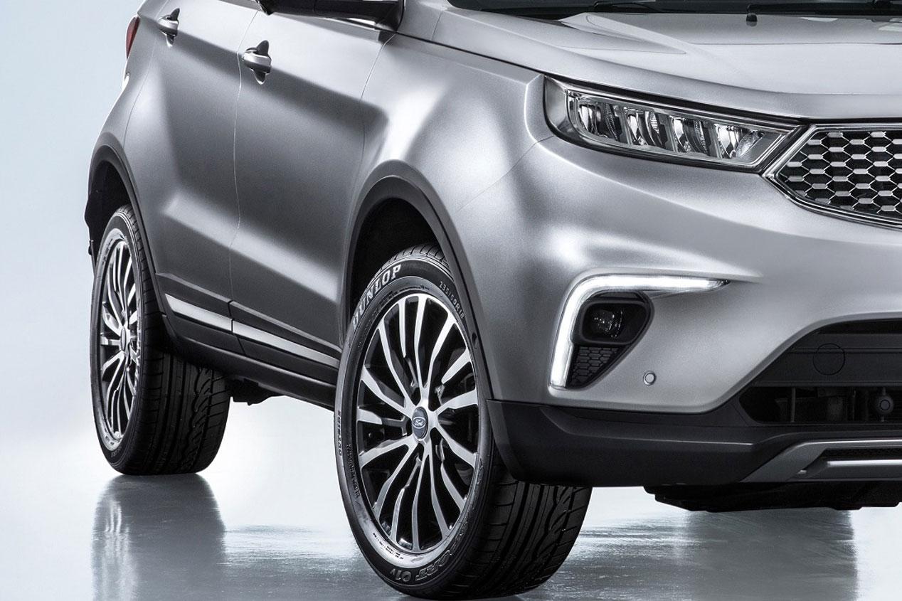 Ford Territory 2019: las mejores imágenes del nuevo SUV