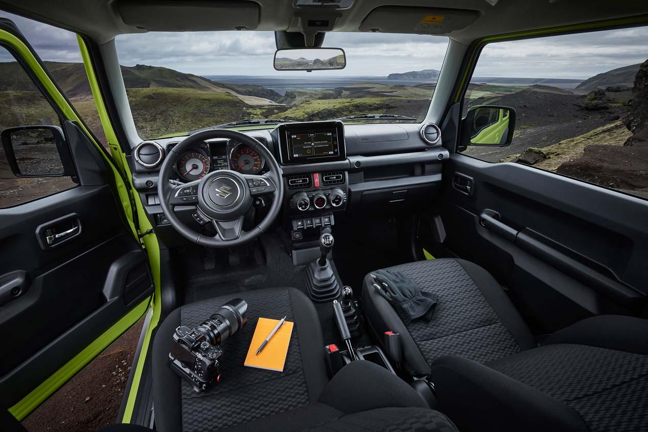 Suzuki Jimny 2019, probamos la nueva generación del pequeño 4x4