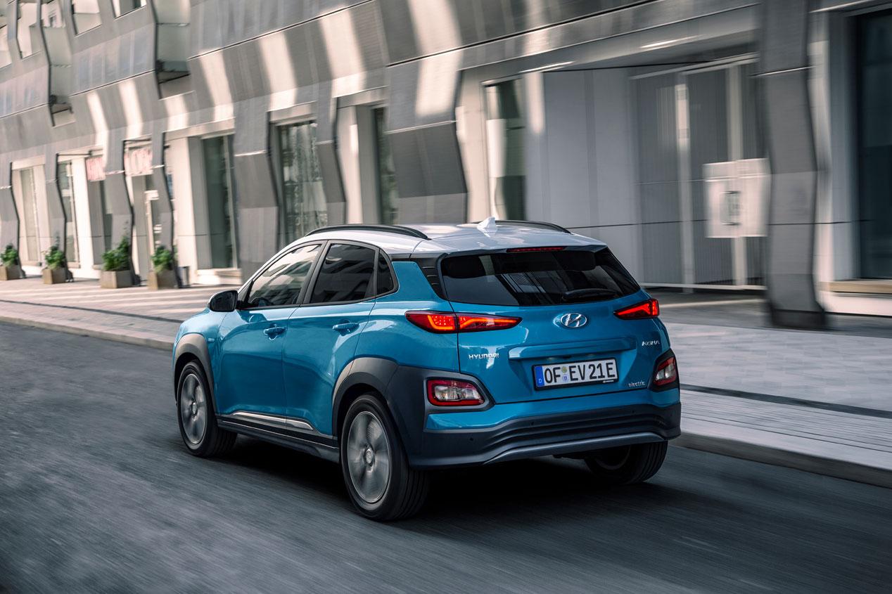 Hyundai Kona Ev Datos Y Precio Del Suv Electrico Con