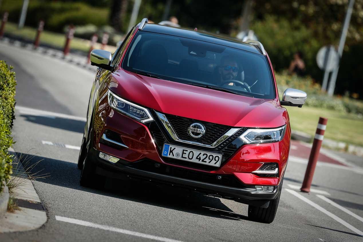 Nuevo motor de gasolina para el Nissan Qashqai