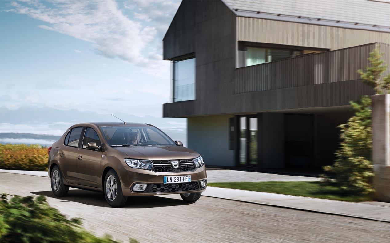 Dacia Logan y Sandero 2019: con novedades mecánicas