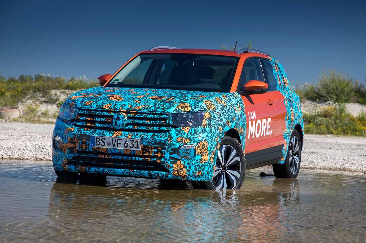 Los coches y SUV nuevos de VW en 2019: Passat, Golf, T-Cross e I.D.