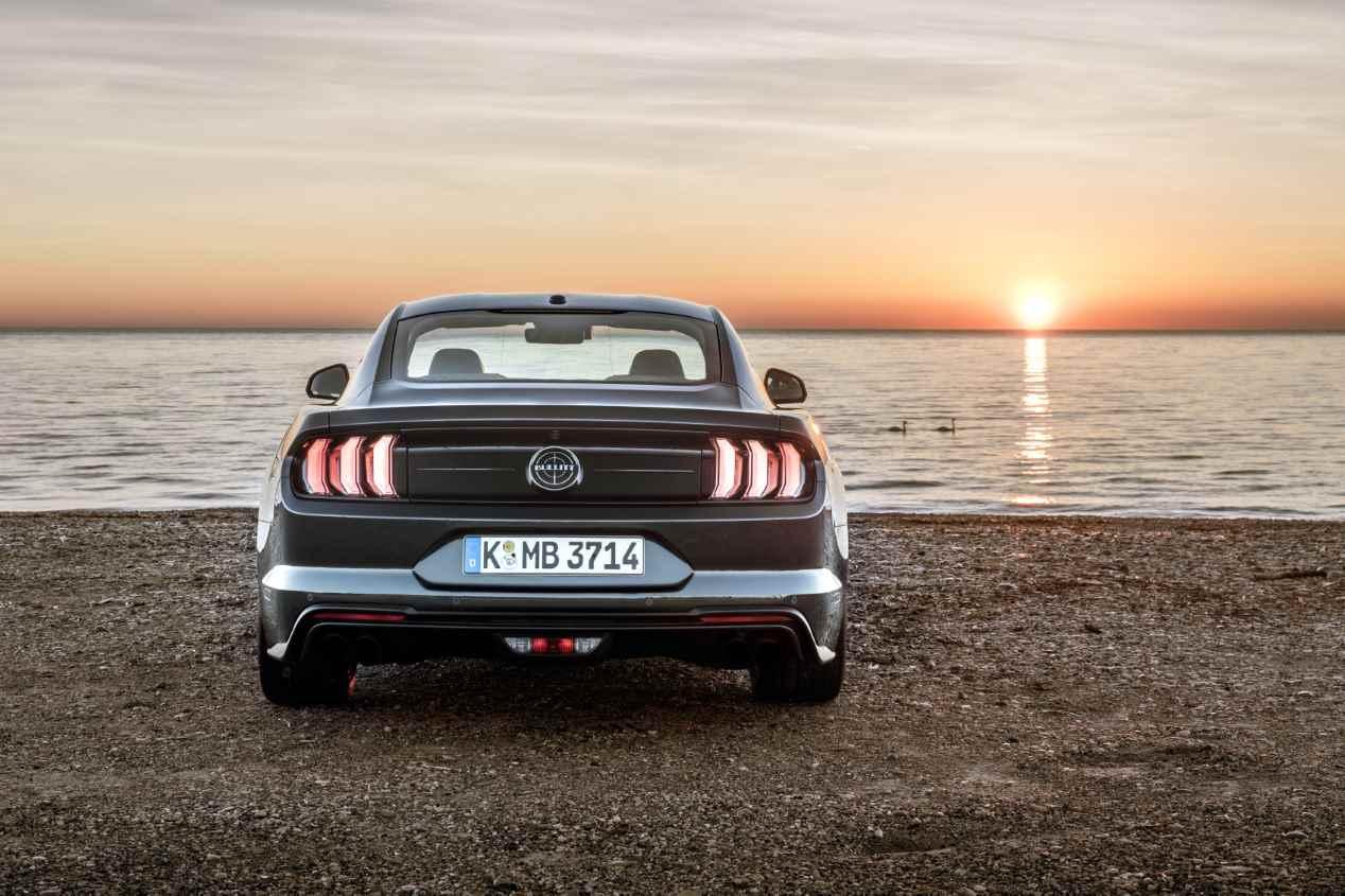 Ford Mustang Bulllit: el nuevo deportivo, a prueba