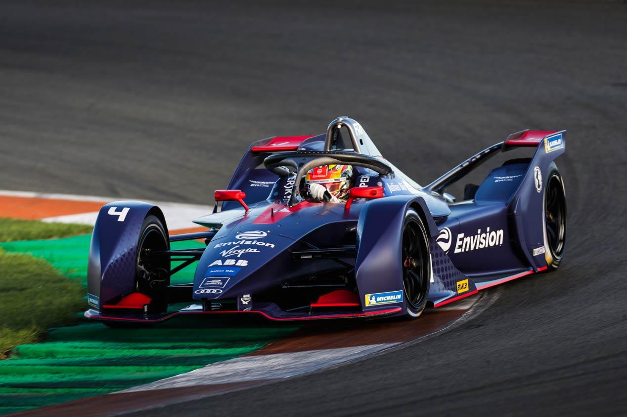 La renovada Fórmula E se estrena en Valencia