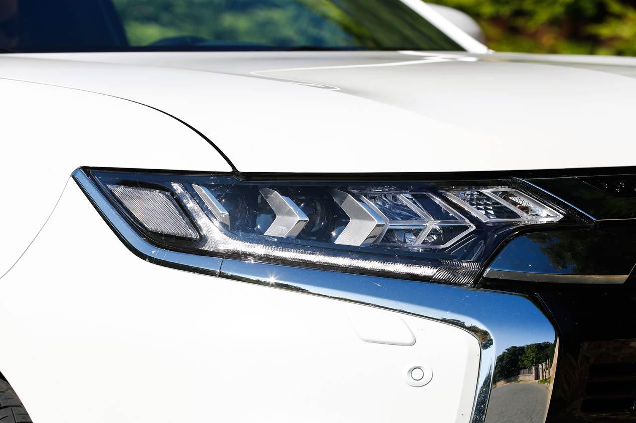 Así es el nuevo Mitsubishi Outlander PHEV