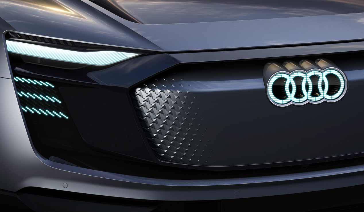 Audi e-tron GT: el nuevo súper coche eléctrico, en 2020