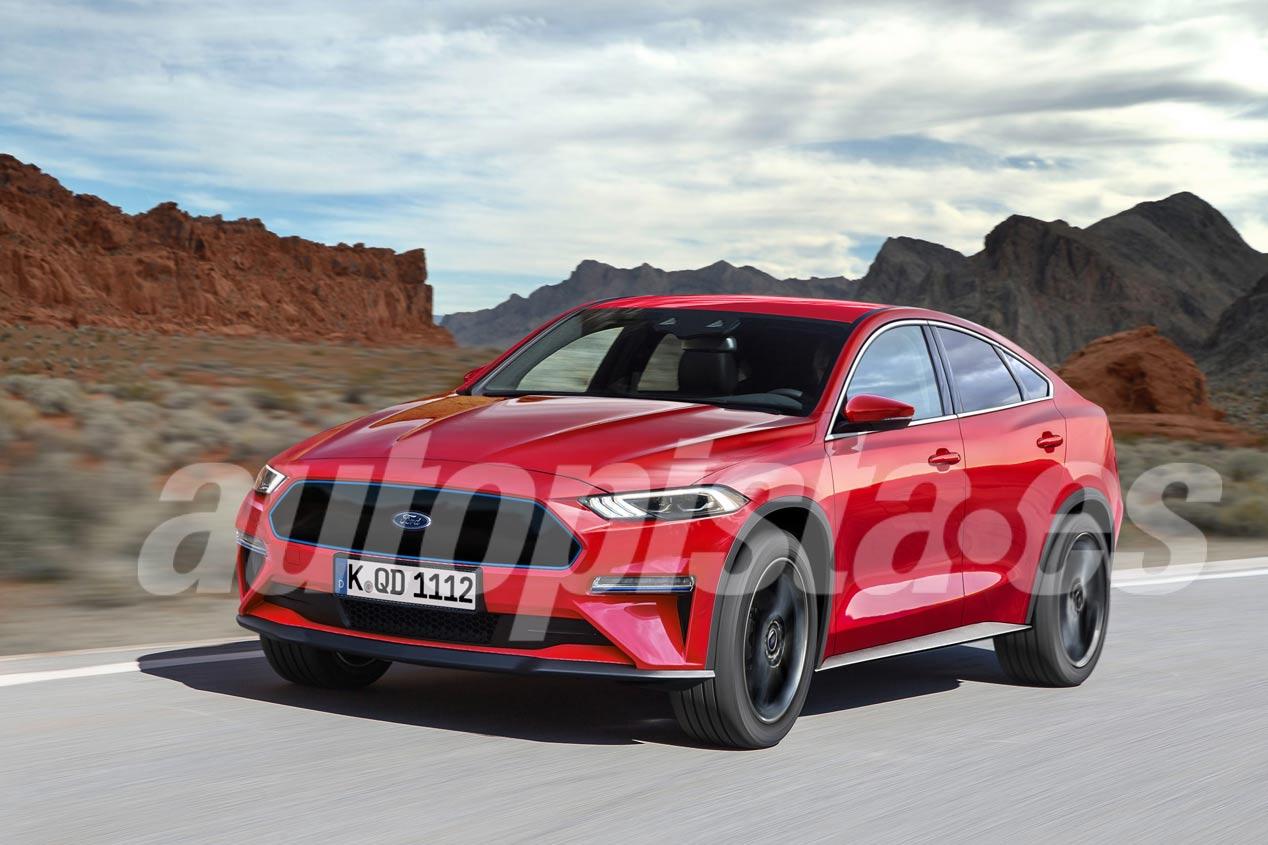 todos los nuevos ford  llegan en  mondeo kuga focus active edge novedades