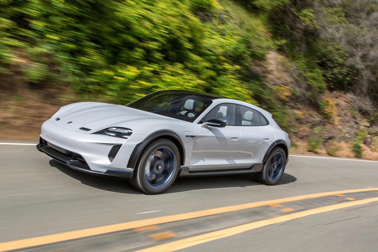 Mission E Cross Turismo: el segundo Porsche eléctrico, tras el Taycan