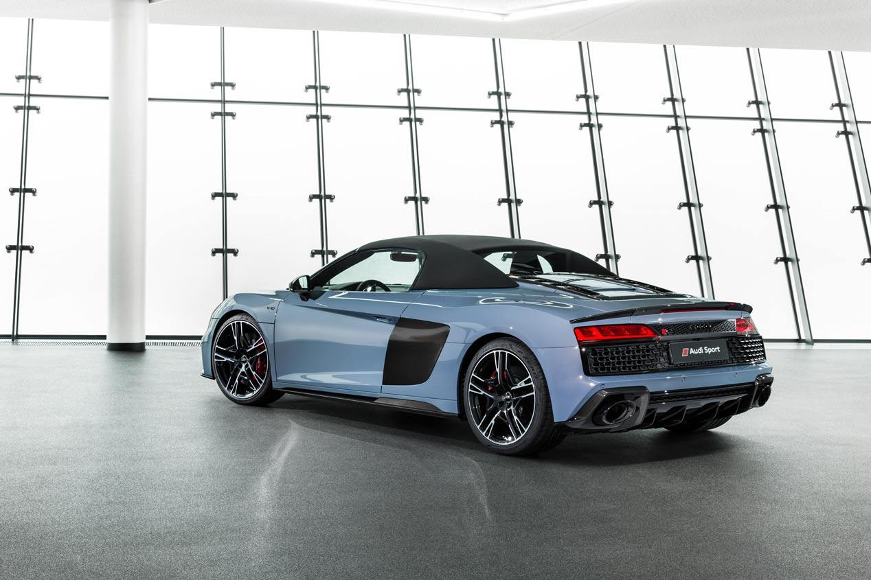 Audi R8 2019, así es su nueva generación
