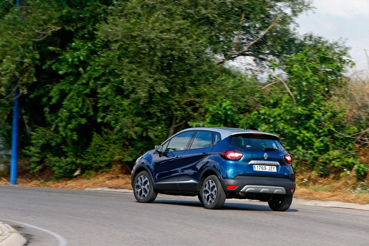 El Renault Captur, en promoción por sólo 130 euros al mes