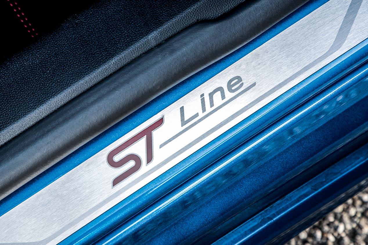 A prueba el Ford Focus con motor de gasolina EcoBoost de 125 CV