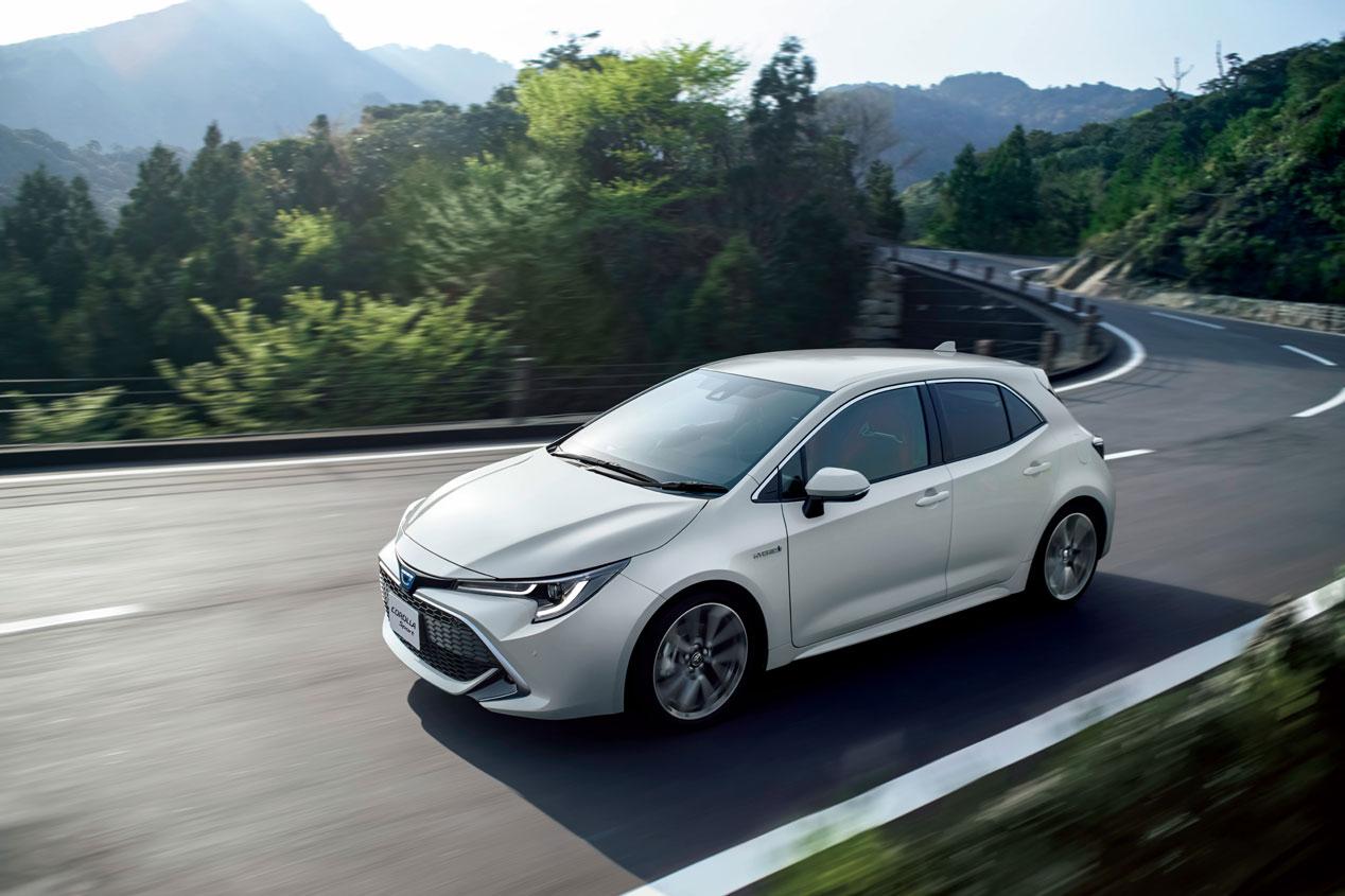 Todos los nuevos Toyota que llegan en 2019 al mercado