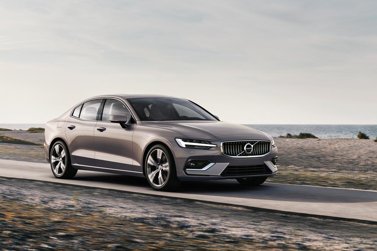 Volvo S60: nos subimos a la nueva berlina de Volvo
