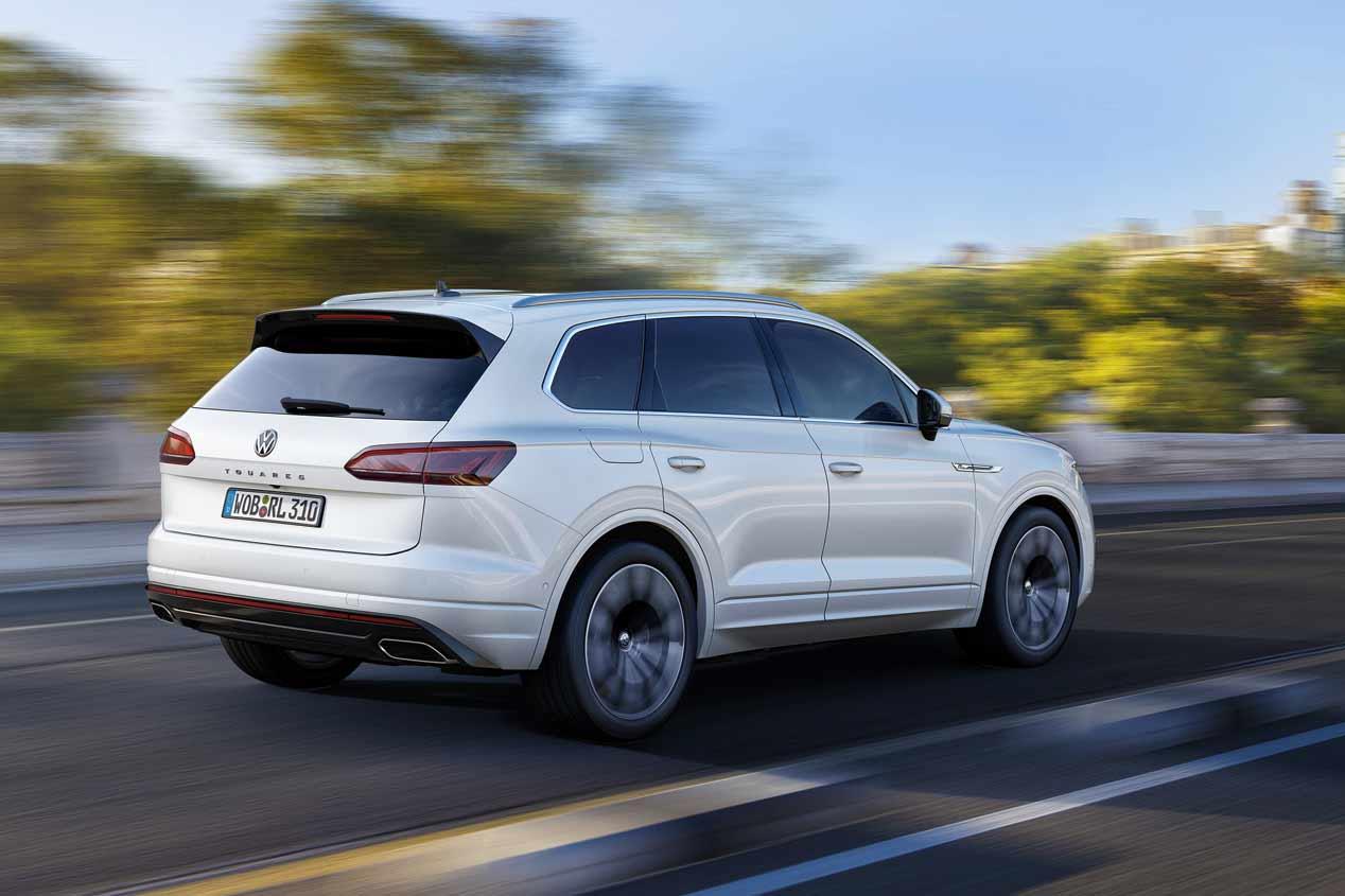 Hasta 30 vehículos SUV de Volkswagen en 2025