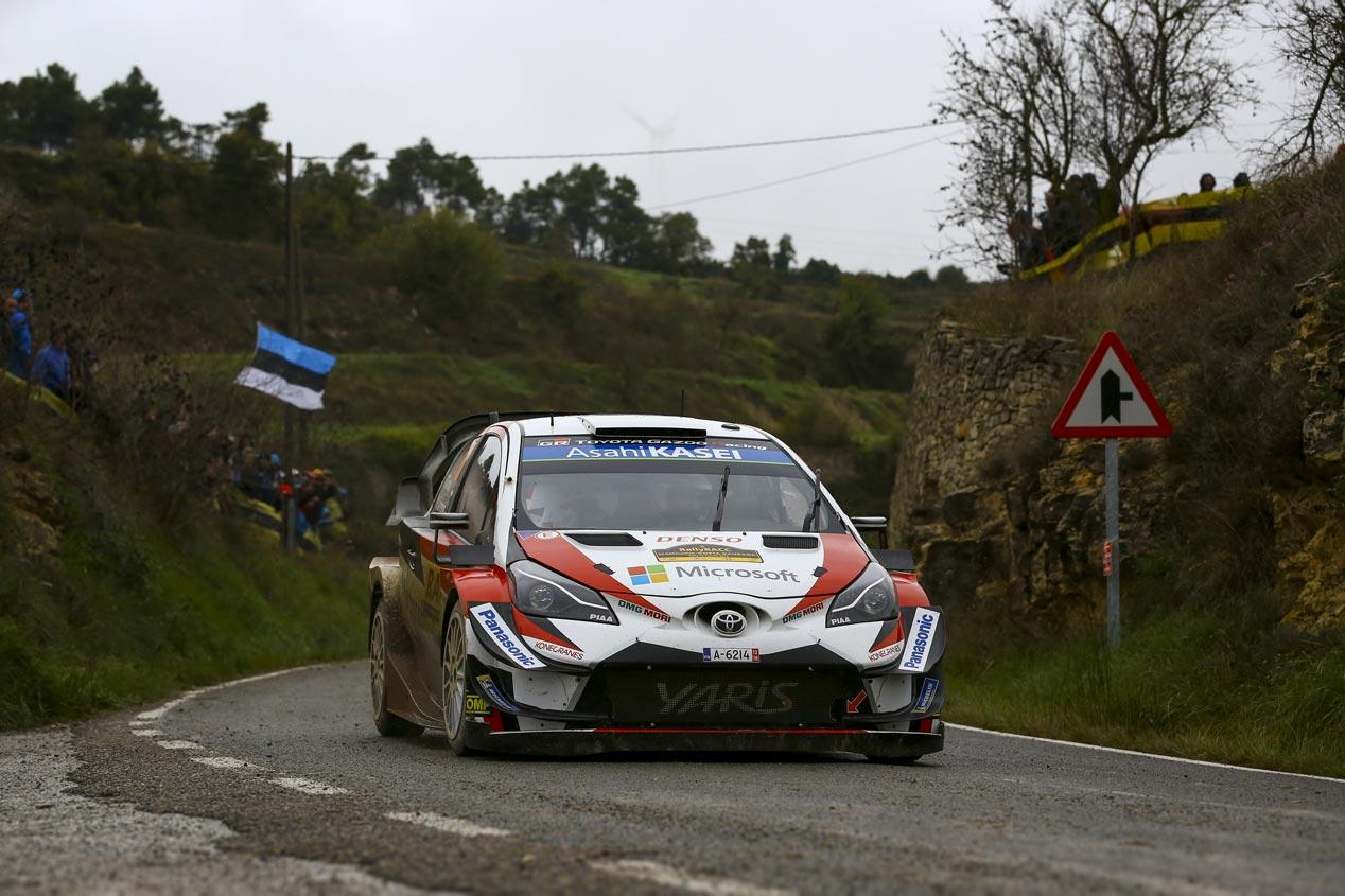 Rally de España 2018: las mejores fotos del sábado