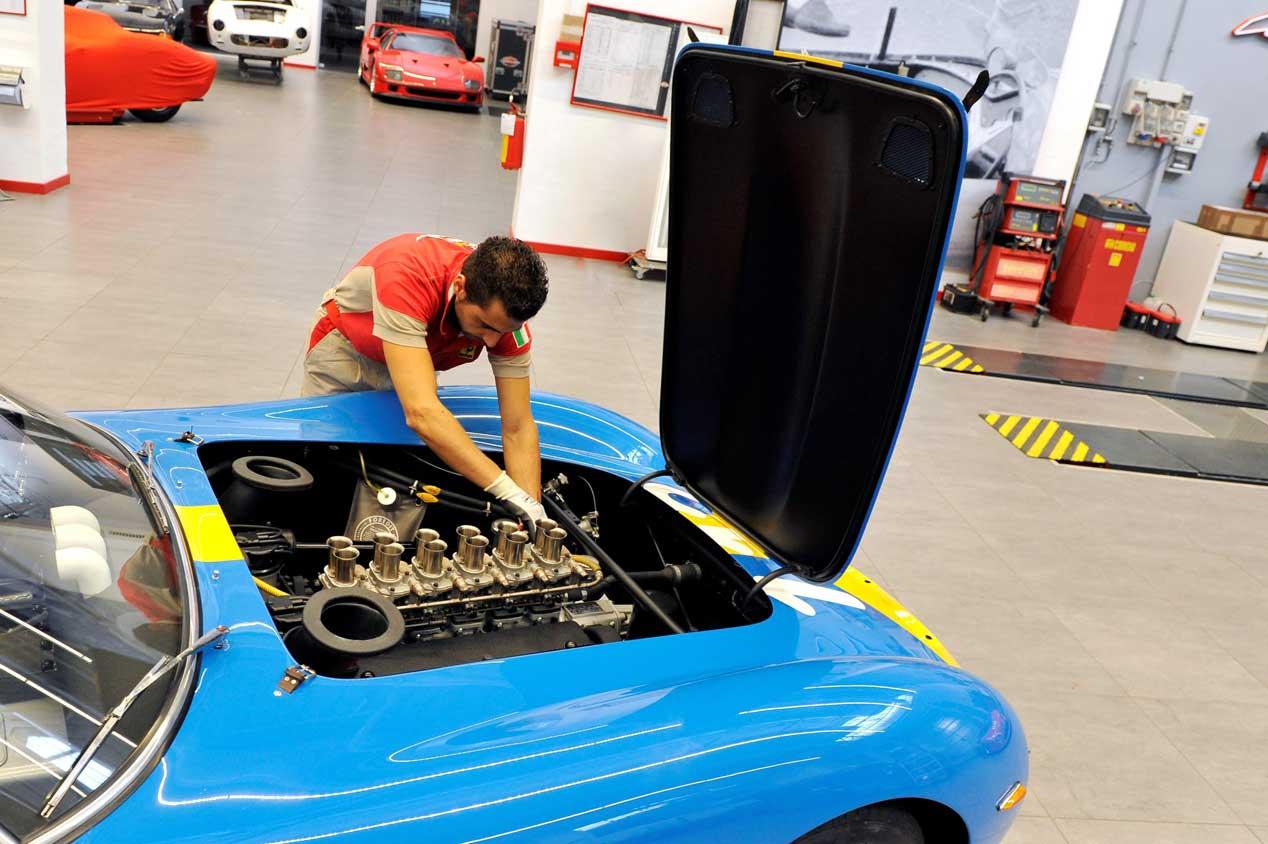 Ferrari 250 GTO, el coche más caro del momento