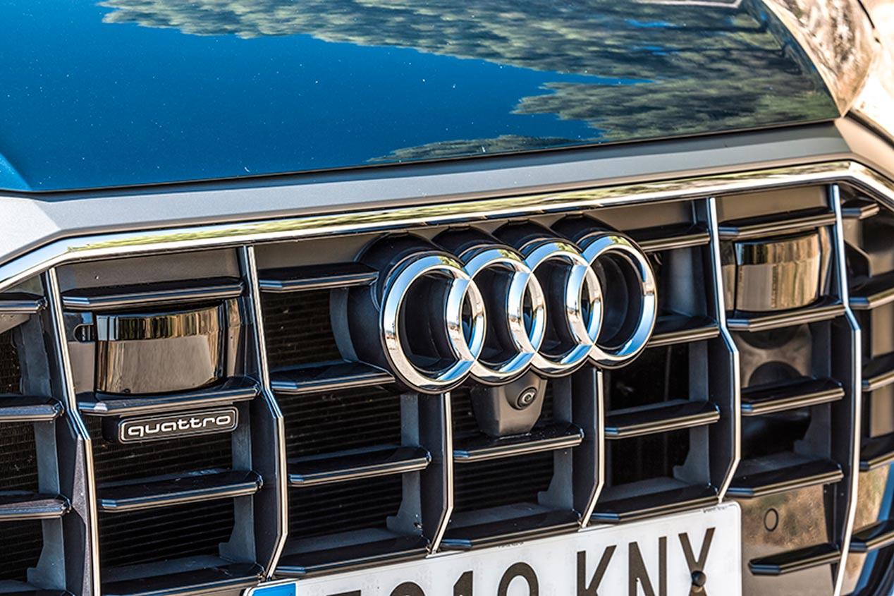 Probamos el Audi Q8 50 TDI Quattro