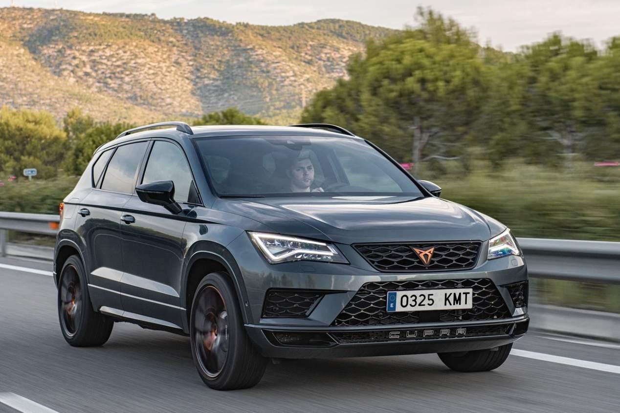 Cupra Ateca: el nuevo SUV deportivo, en fotos