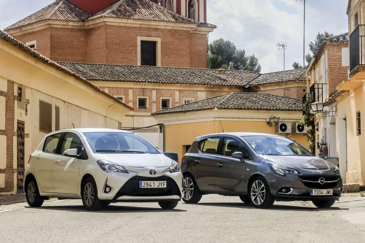 El Opel Corsa desbanca al VW Golf como coche más vendido en Europa