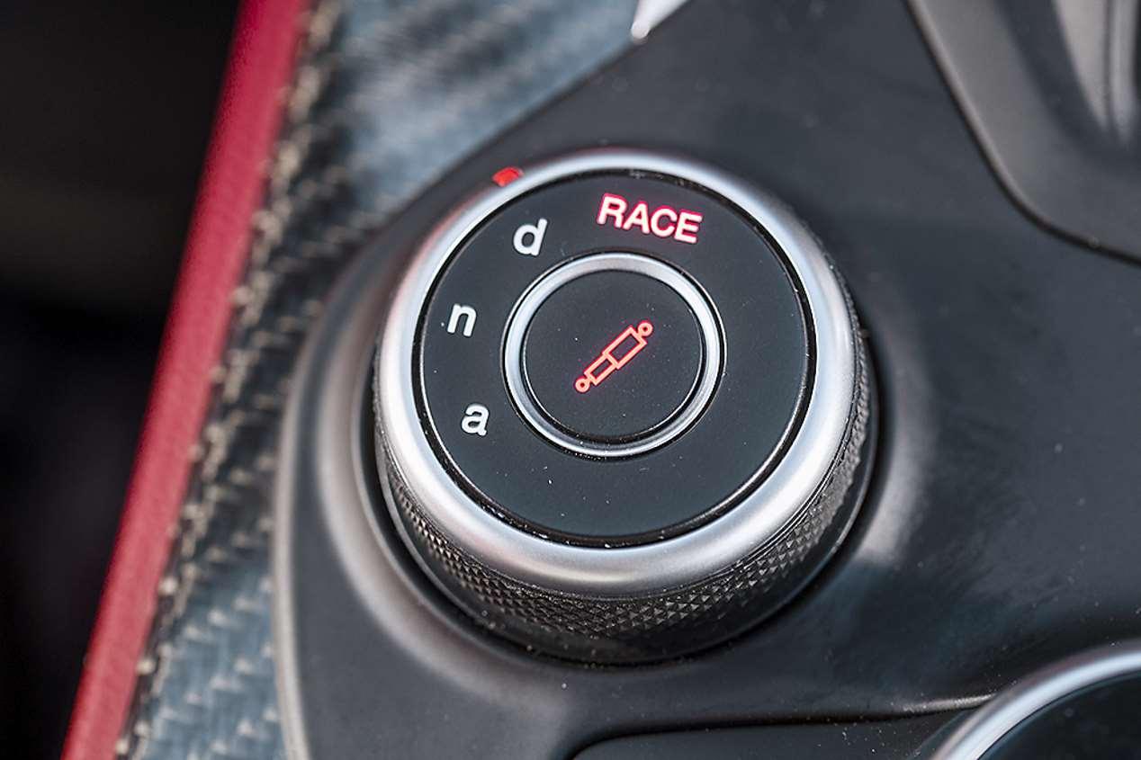 Nuestra prueba del Alfa Romeo Stelvio Quadrifoglio, en imágenes