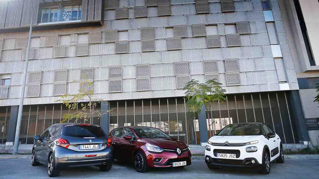 Los 30 vehículos más vendidos en Europa de enero a septiembre