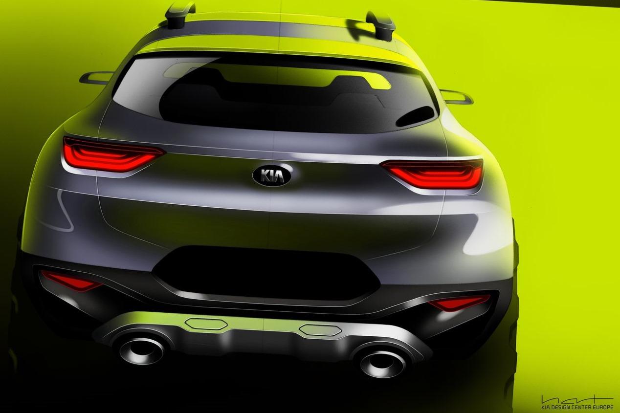 Kia Ceed SUV: así será el nuevo modelo que llega en 2019
