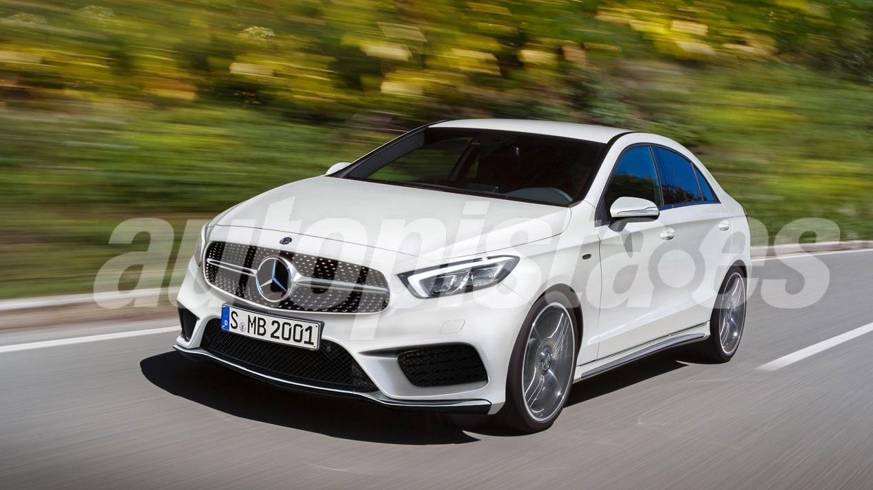 Mercedes CLA y CLA Shooting Brake 2019: nuevas imágenes