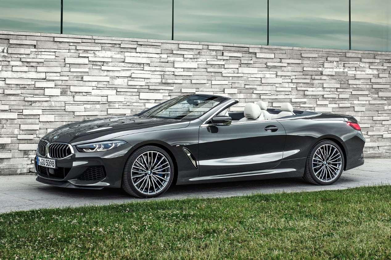 El BMW Serie 8 Cabrio 2019, en imágenes