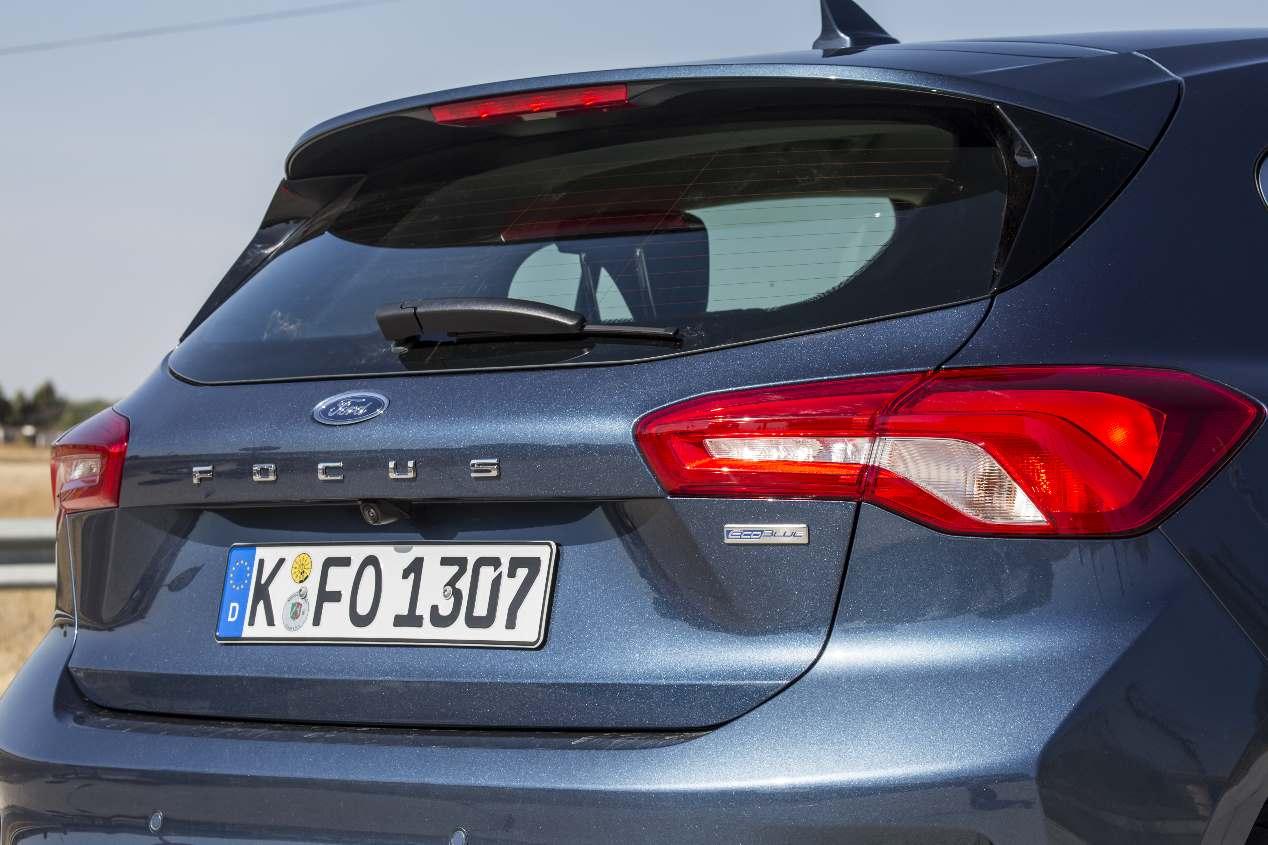Probamos el nuevo Ford Focus Diesel EcoBlue de 120 CV