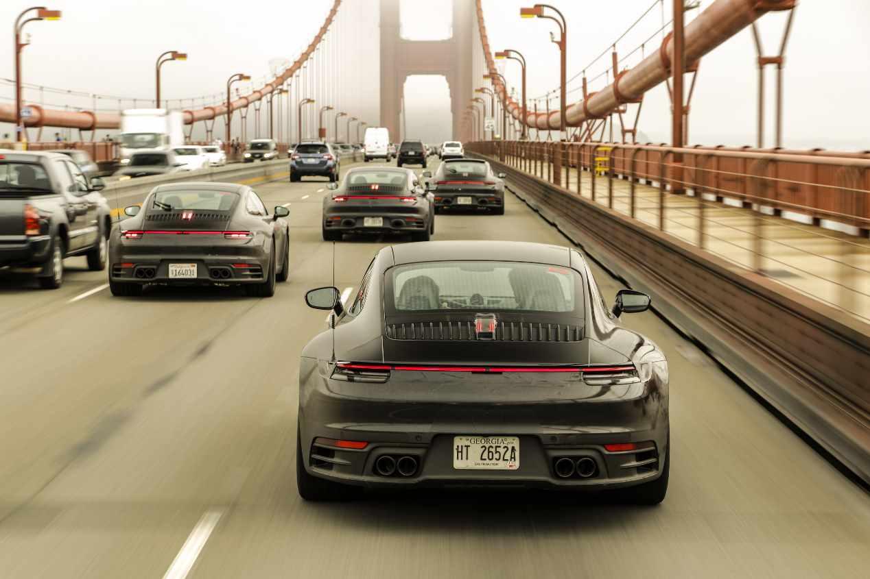 Porsche 911 992: así se pone a punto el mito deportivo