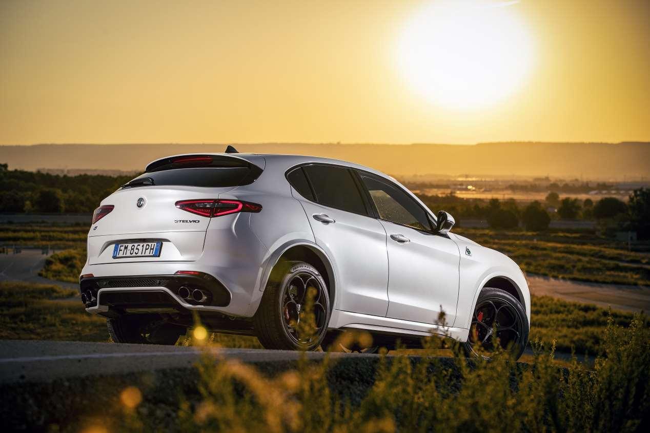El Alfa Romeo Stelvio 2019 llega con novedades mecánicas