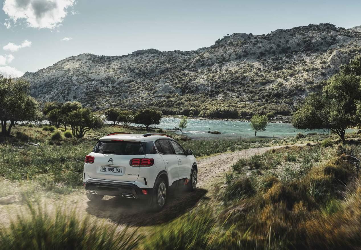 El Citroën C5 Aircross, ya a la venta en el mercado español