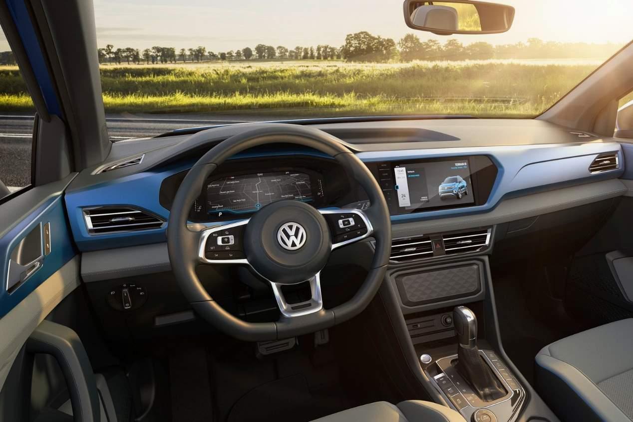 El VW Tarok Concept, en imágenes