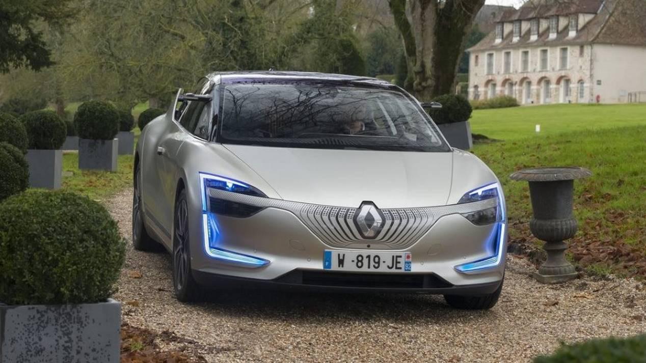 Todos los Renault que llegan hasta 2022