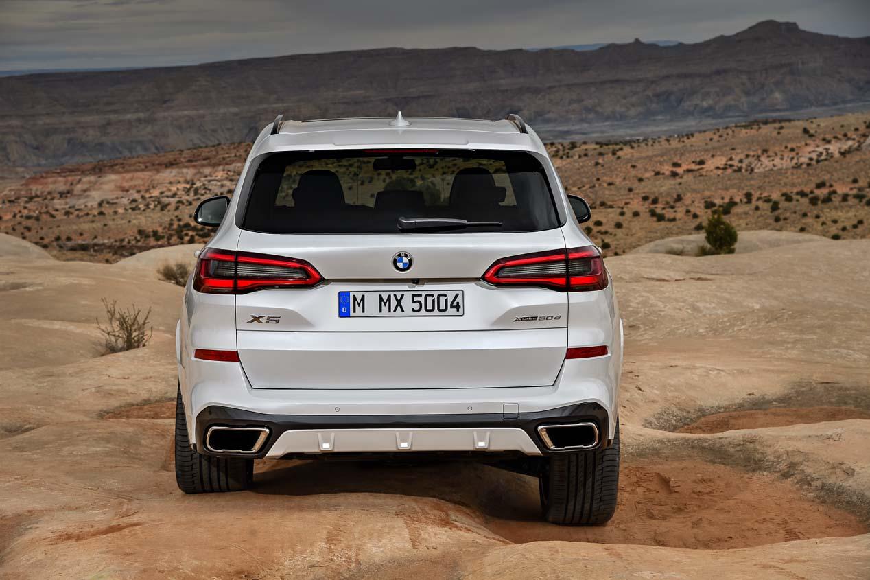 BMW X5 2019: las nueva generación ya está a la venta en España.