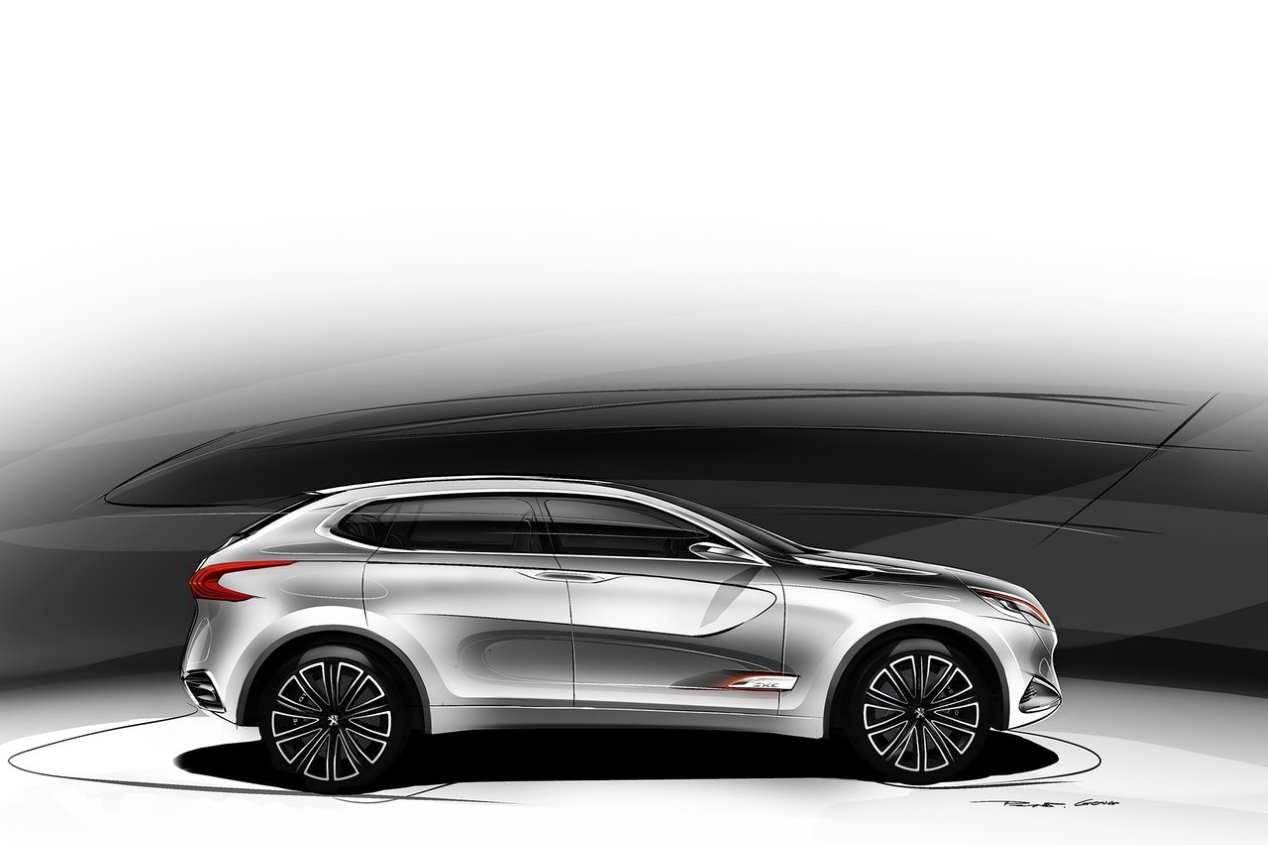 Peugeot 7008, DS 8 Crossback y Opel: así podrían ser los nuevos SUV grandes de PSA