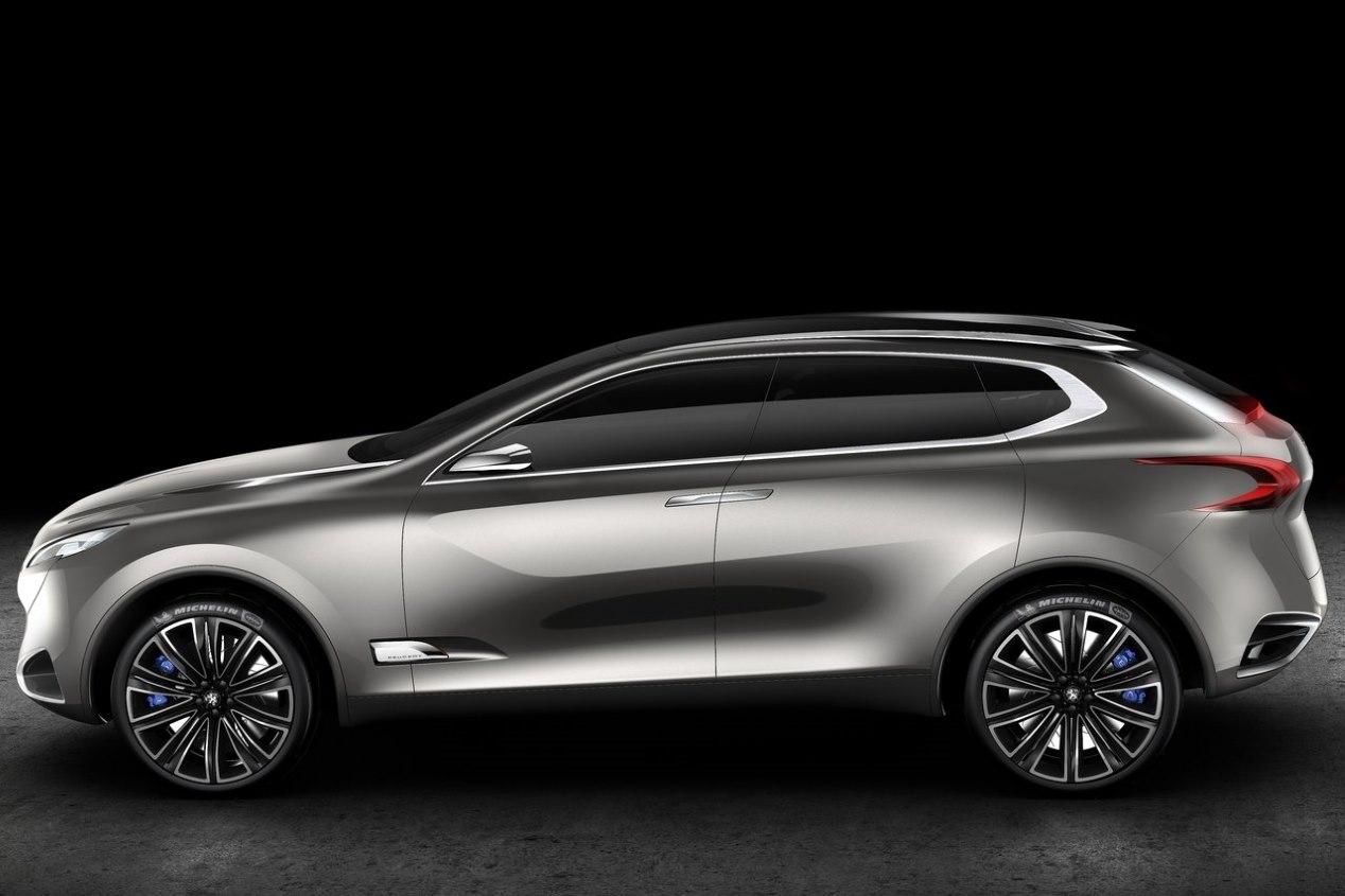 Peugeot 7008: así podría ser un nuevo SUV grande coupé