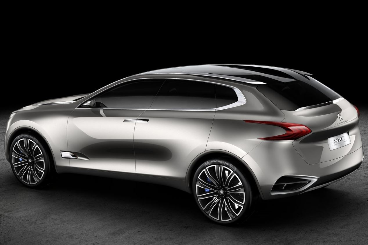 Peugeot 7008: ¿el próximo gran SUV coupé que viene?